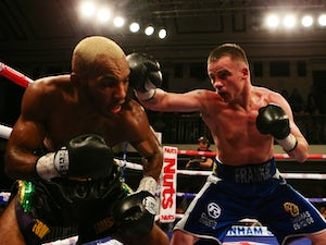 Gavin beats Witter for British title