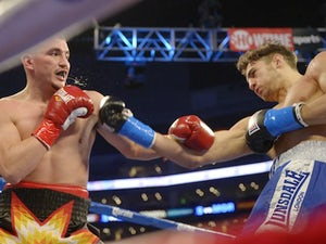 Cleverly enjoys American debut