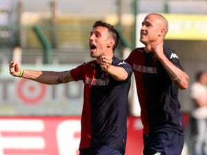 Result: Cagliari held at home