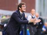 Sampdoria coach Ciro Ferrara