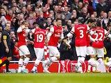 Olivier Giroud nets Arsenal's first