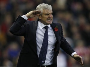 Hughes insists he has backing