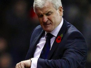Hughes: 'Lose on Saturday and I'm sacked'