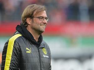 "Klopp: BVB ""made art"" against Furth"