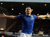 Lee McCulloch scores for Rangers