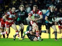 Ross Moriarty of Gloucester Rugby