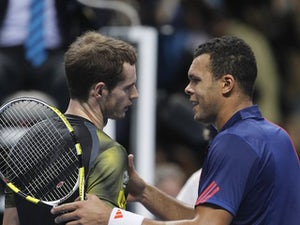 Result: Tsonga outclassed by Murray