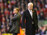 Alan Pardew turns the other cheek