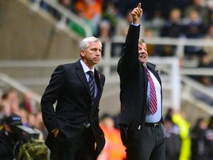 Pardew frustrated with Newcastle display