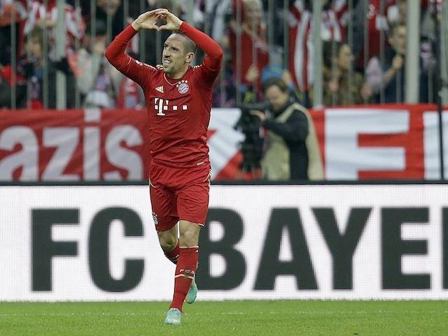 Ribery planning Bayern retirement