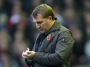 Half-Time Report: Liverpool trail Anzhi in Moscow