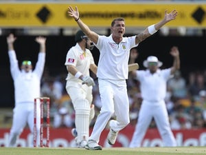 South Africa closing in on victory