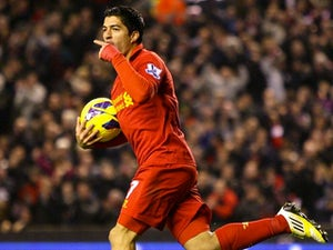 Rodgers: 'We can't rely on Suarez'