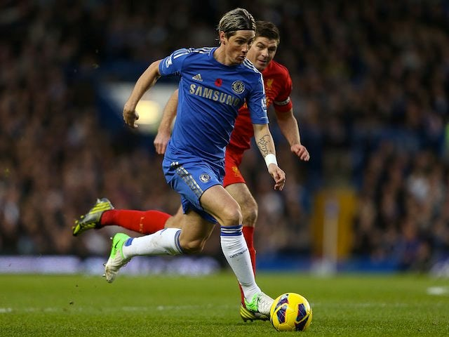 Torres ready for action