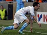 Mathieu Valbuena scores for Marseille