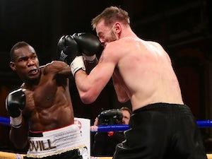 Result: Maccarinelli beaten in comeback fight