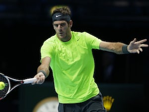 Result: Del Potro reaches Rotterdam final