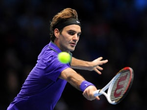 Result: Federer through to semi-finals in London