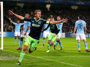 Match Analysis: Manchester City 2-2 Ajax