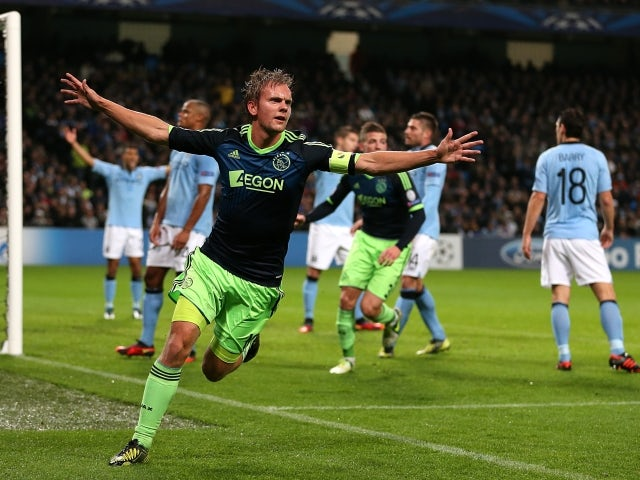 Result: Ajax win Dutch Super Cup