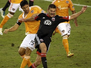 Result: DC go top of Eastern Conference