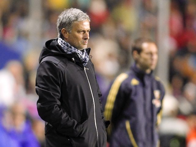 Mourinho: 'Madrid deserved to win'