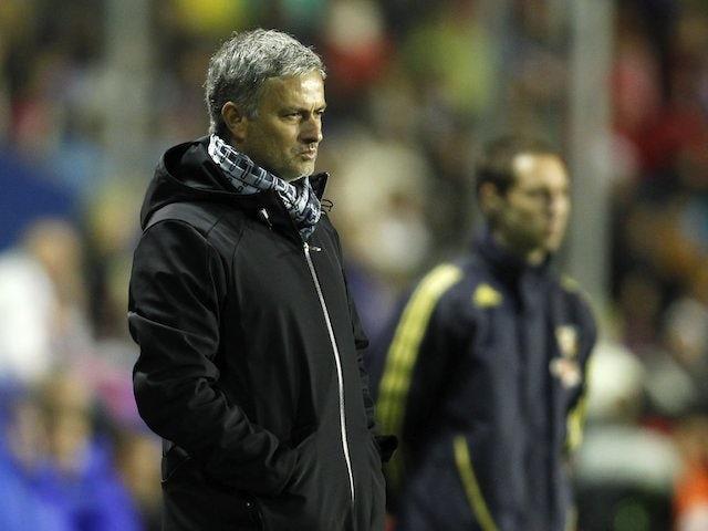Mourinho: 'Madrid deserved to win'