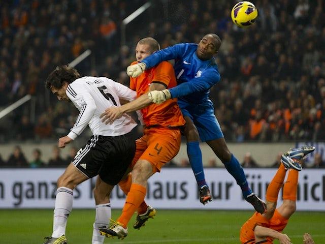 Holland v Germany