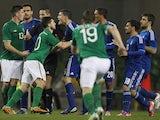 Rep Ireland v Greece