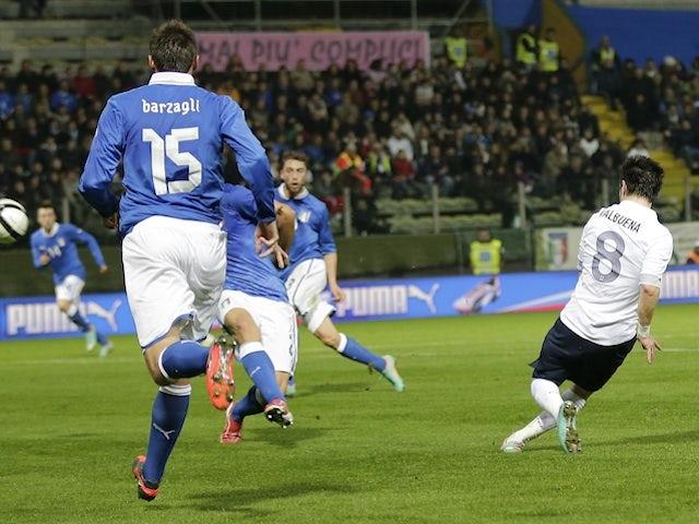 Mathieu Valbuena v Italy