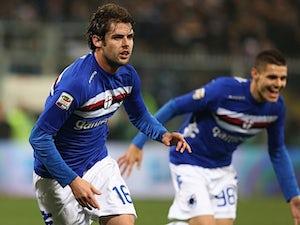 Result: Sampdoria overcome Chievo