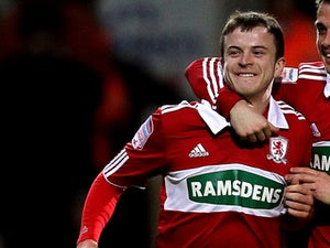 Halliday signs Middlesbrough extension