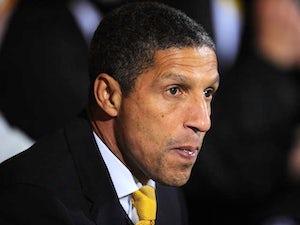 Hughton: 'Norwich deserved United win'