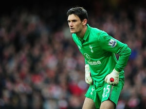 Lloris reveals Friedel help