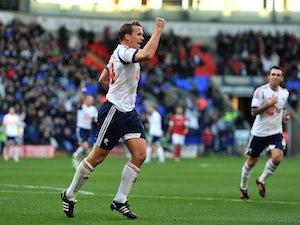Team News: Davies leads line for Bolton