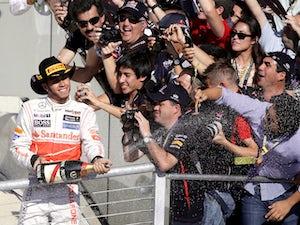 Hamilton delighted with US Grand Prix triumph