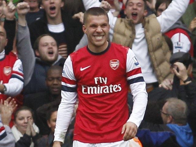 Result: 10-man Tottenham beaten at Arsenal