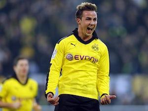 Dortmund smash Furth