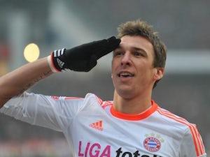 Team News: Neuer, Mandzukic start for Bayern