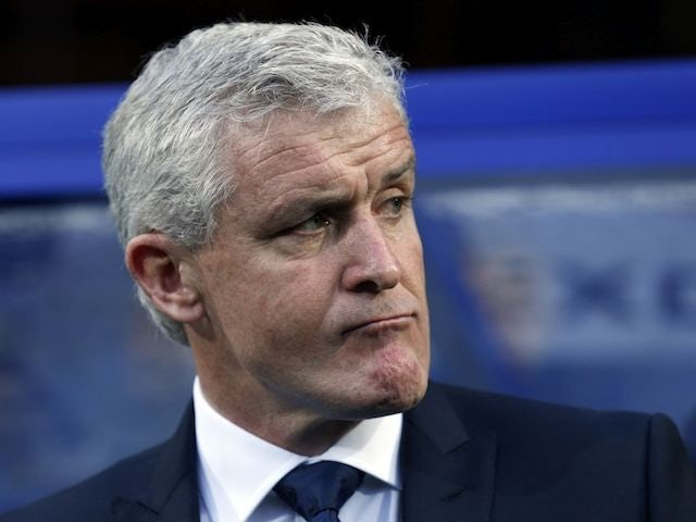Mark Hughes impressed by squad's technical ability