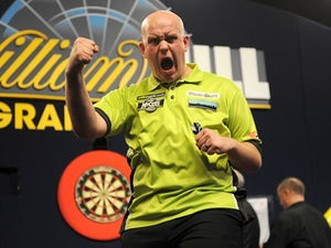 Van Gerwen seals Premier League progress