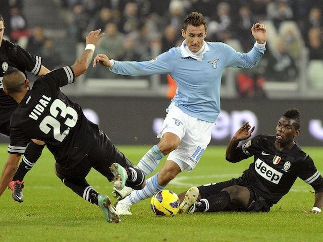 Team News: Klose returns for Lazio