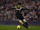 Oscar in action for Chelsea on November 17, 2012
