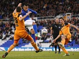 Ravel Morrison scores for Birmingham on November 17, 2012