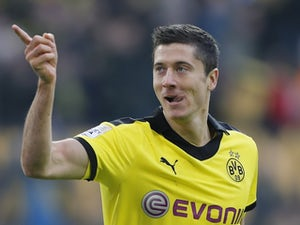 Lewandowski wants Dortmund goals