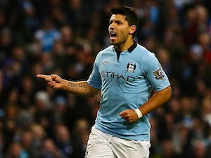 Aguero not giving up on Champions League