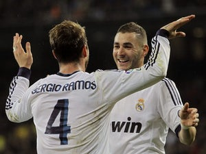 Report: Benzema to start for Madrid