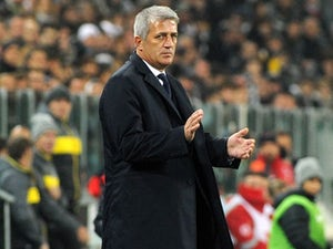 Petkovic proud of Lazio spirit