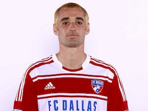 Result late goals earn fc dallas point against sporting for Sport city motors dallas