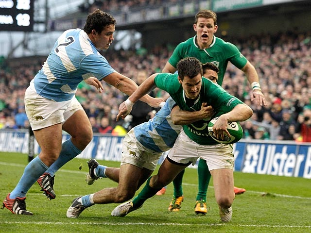 Ruddock backs Ireland to impress